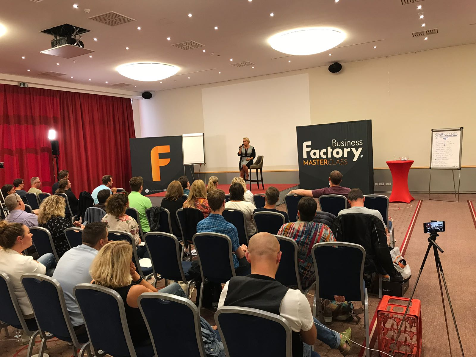 Claudia Conen - Business Factory Vortrag