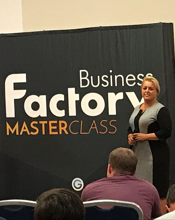 Vortrag in der Business Factory